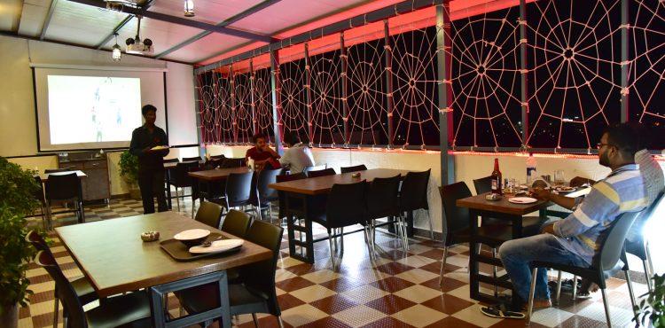 Luxury Hotel for refreshment