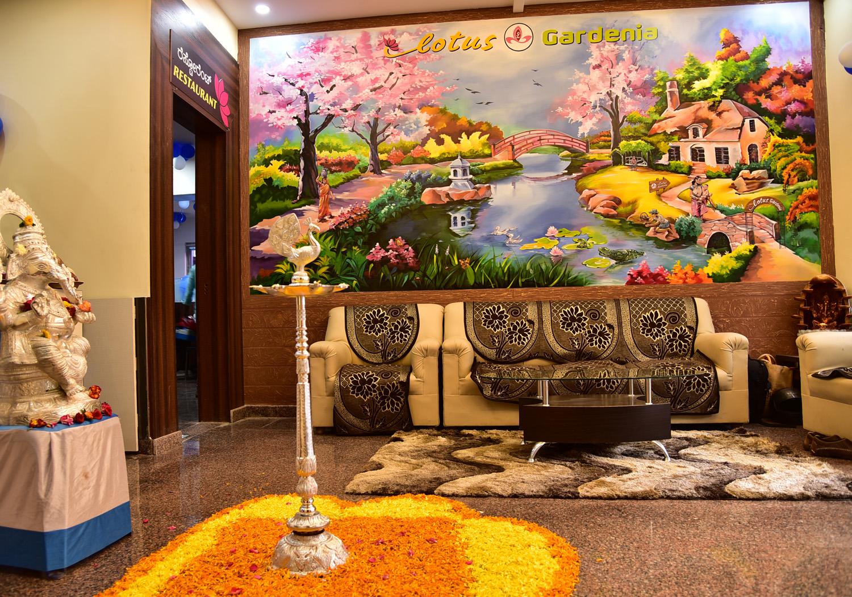 Lotus gardenia interior 20